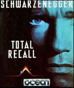 Box artwork for Total Recall.