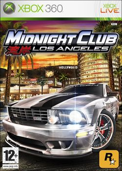 Midnight club: la, gta san andreas and table tennis going backward.