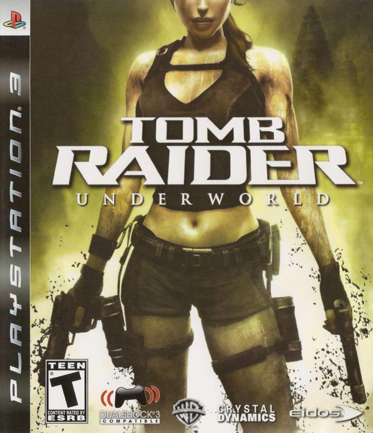 Tomb Raider Underworld Strategywiki The Video Game Walkthrough