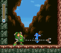 Mega Man X Sting Chameleon Sub Boss Weakness.png