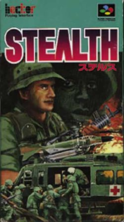 Box artwork for Stealth.