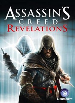 Box artwork for Assassin's Creed: Revelations.
