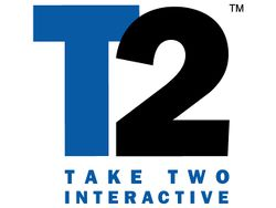 Take-Two Interactive's company logo.