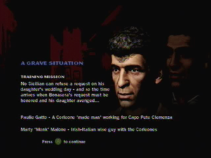 The Godfather The Gamea Grave Situation Strategywiki The Video