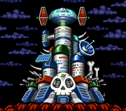 Dr. Wily's Tower