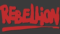 Rebellion Developments's company logo.