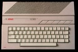 The console image for Atari 130XE.