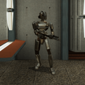 KotOR Model Faulty War Droid (Sandral Estate).png