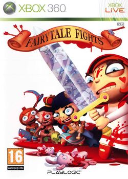 Box artwork for Fairytale Fights.