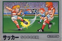 Box artwork for Soccer.