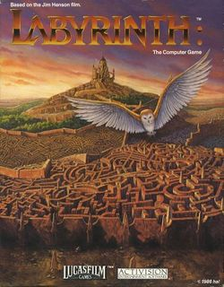 Box artwork for Labyrinth.