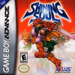 Box artwork for Shining Soul.