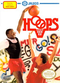 Box artwork for Hoops.