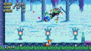 Sonic Mania/Press Garden — StrategyWiki, the video game