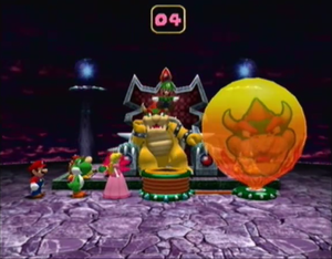Mario Party 4/Bowser Mini-Games — StrategyWiki, the video