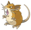 Pokemon 020Raticate.png