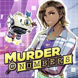 Box artwork for Murder by Numbers.
