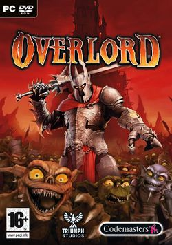 Box artwork for Overlord.