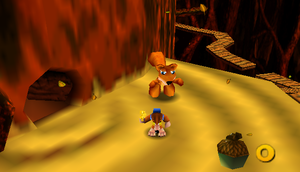 how to get click clock woods in banjo kazooie