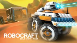 Box artwork for Robocraft.