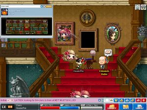 Maplestory haunted mansion halloween event youtube.