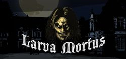 Box artwork for Larva Mortus.