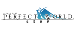 Box artwork for Perfect World.