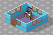 Theme Hospital Rooms | RM.