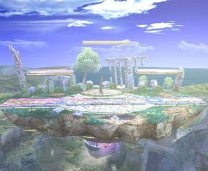 Super Smash Bros  Brawl/Stages — StrategyWiki, the video