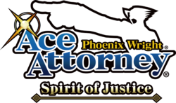 Box artwork for Phoenix Wright: Ace Attorney - Spirit of Justice.