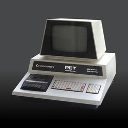 The console image for Commodore PET.
