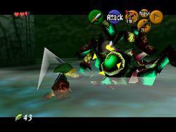 The Legend of Zelda: Ocarina of Time/Inside the Deku Tree