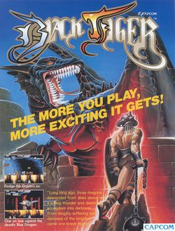 Box artwork for Black Tiger.