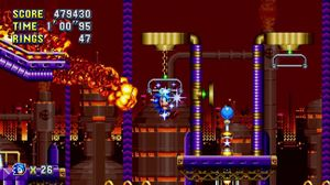 Sonic Mania/Oil Ocean — StrategyWiki, the video game walkthrough and