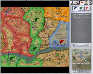 Empire earth iicyborg cataclysm strategywiki the video game the strategic map gumiabroncs Choice Image