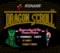 Dragon Scroll FC translated title.png