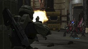 Halo 3/Crow's Nest — StrategyWiki, the video game