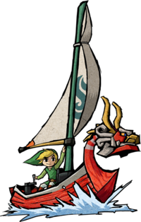 LOZWW Link and the King of Red Lions.png