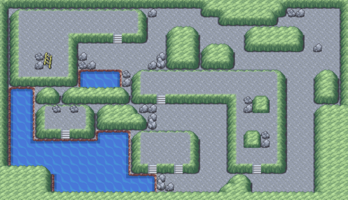 Pokémon FireRed and LeafGreen/Cerulean Cave — StrategyWiki, the