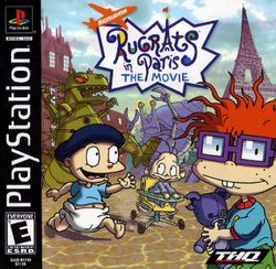 Rugrats in Paris: The Movie — StrategyWiki, the video game