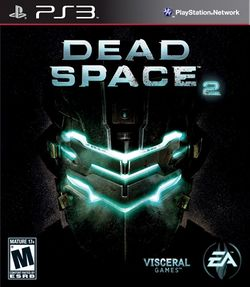Box artwork for Dead Space 2.