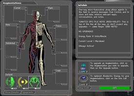 Deus Ex/Augmentations — StrategyWiki, the video game walkthrough and