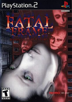 Box artwork for Fatal Frame.