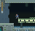 Mega Man X Flame Mammoth Buster Upgrade Location.png
