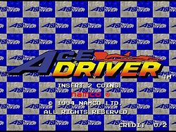 The logo for Ace Driver.