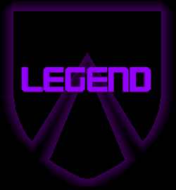 Legend Entertainment's company logo.