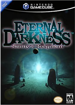 Box artwork for Eternal Darkness: Sanity's Requiem.
