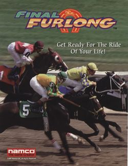 Box artwork for Final Furlong.