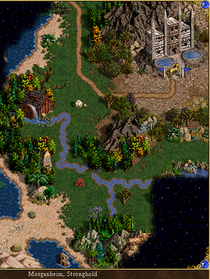Heroes of Might and Magic III: The Shadow of Death/Hack and