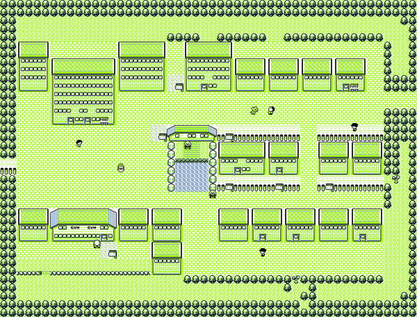 Pokémon Red and Blue/Celadon City — StrategyWiki, the video game ...
